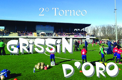 2° Torneo Grissin d'Oro