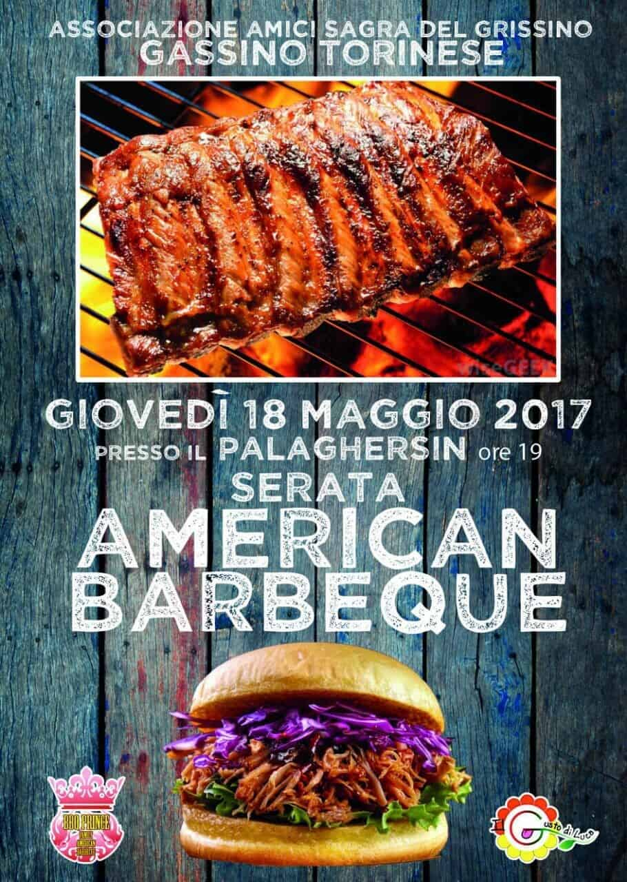Serata American Barbecue