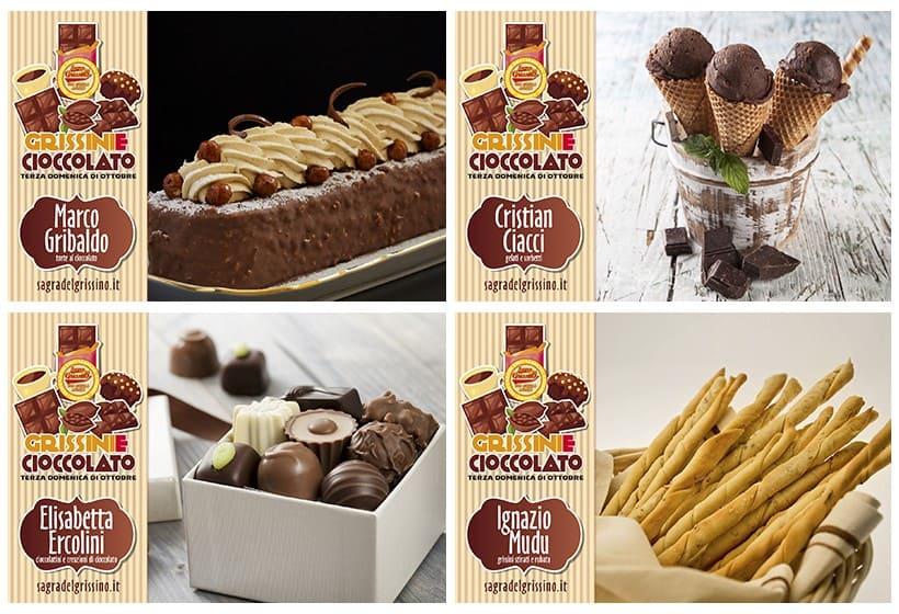 Grissini e Cioccolato 2016