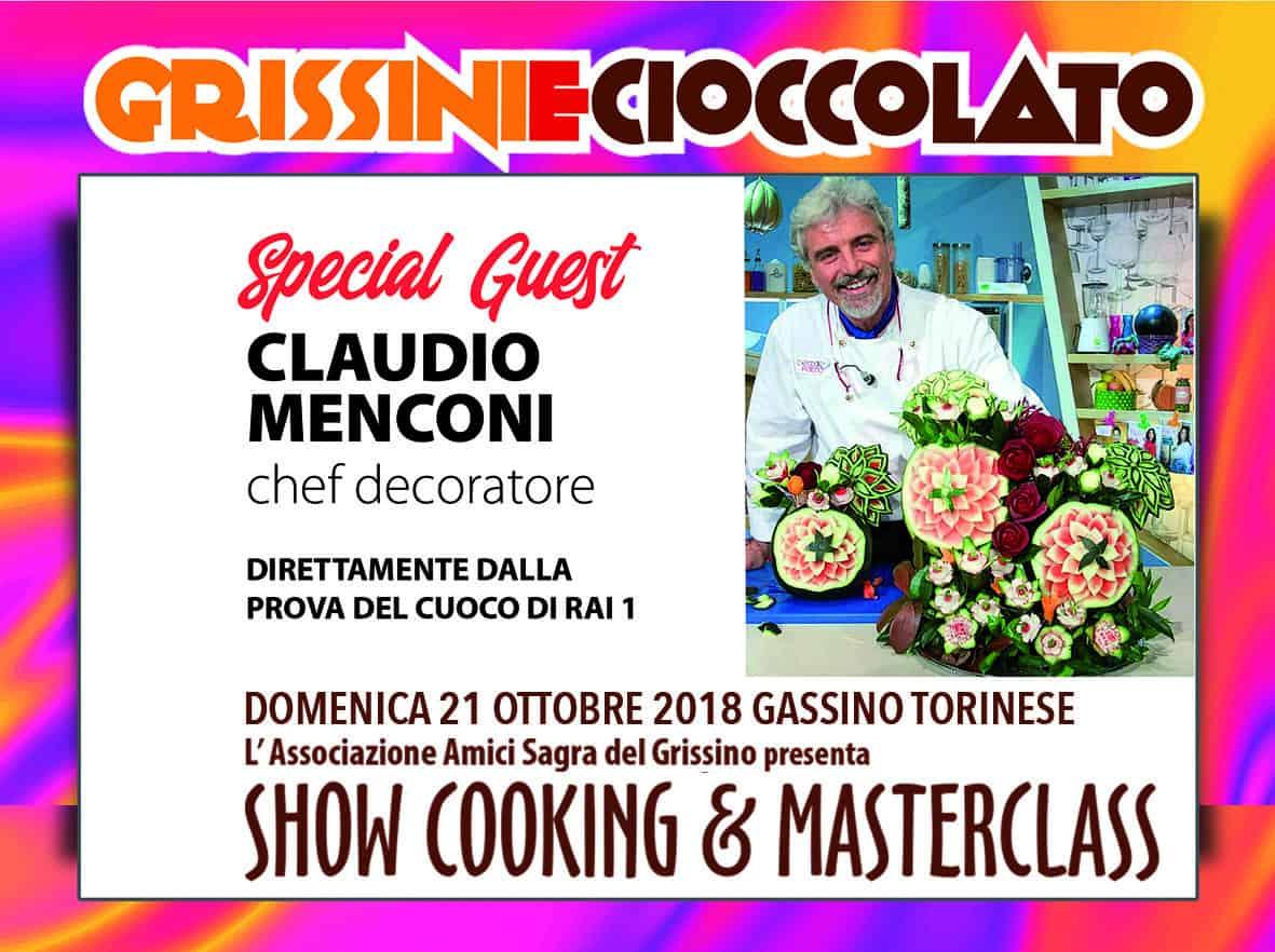 Claudio Menconi speciale guest